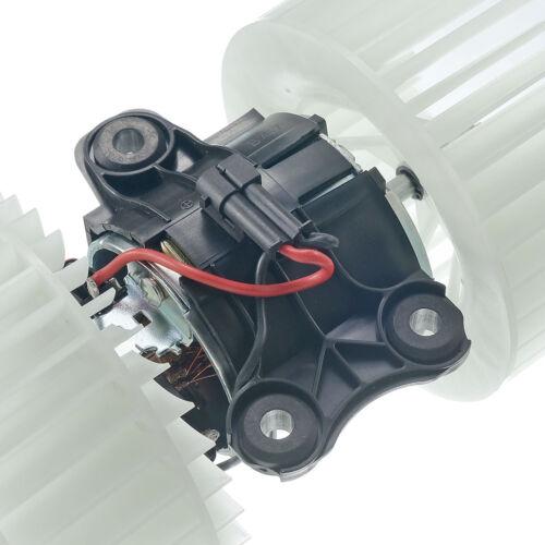 Blower Motor w// Fan Cage for BMW E39 525i 528i 530i 540i M5 X5 97-06 E53 75011