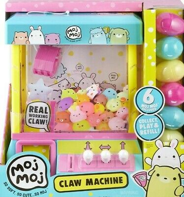 Moj Moj The Original Squishy Toys Claw Machine Playset ...