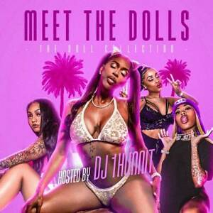 Details about Kash Doll Asian Doll Cuban Doll Dream Doll - Meet The Dolls  Mix Cd