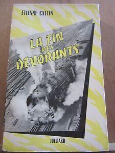 Etienne-Cattin-La-Fin-des-Devorants-Julliard-1956-SP-non-coupe