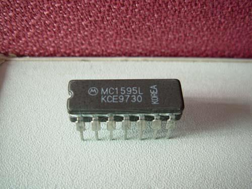 5PCS MC1595L  Encapsulation:CDIP Wideband Linear Four-Quadrant Multiplier