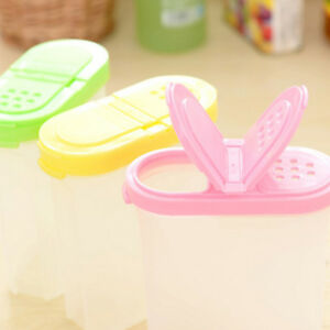 Kitchen-Necessary-Gewuerze-Box-Oval-Gewuerzdose-mit-Cover-Kitchen-Tools