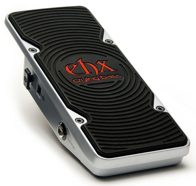 EHX Electro Harmonix Crying Bass Wah   Fuzz Pedal for Bass Guitar