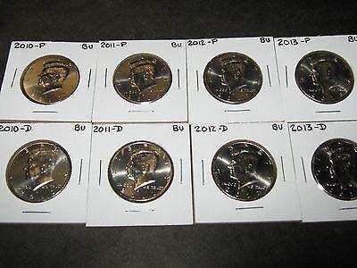 Coin from Mint Roll 2013 P Kennedy Half Dollar ~ U.S