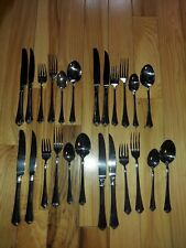 Oneida Julliard 20 Piece Stainless Flatware Set Service For 4 For Sale Online Ebay