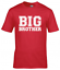 miniature 2 - Big Brother T-Shirt Kids Baby Grow Brother Outfit Tee Top