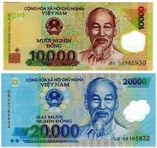 Vietnam 20,000 Dong Uncirculated Polymer Note