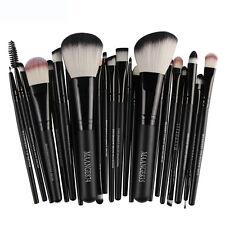22pcs Pro Cosmetic Brush Makeup Blusher Eye Shadow Kabuki Brushes Set Tool Kit D