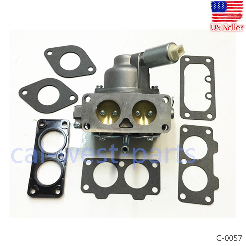 Cocheburador Para Briggs & Stratton Motor V-Twin 27HP 44Q977 799109 John Deere E3