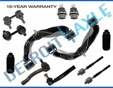 Brand New 12pc Complete Front Suspension Kit for Nissan Pathfinder and Frontier