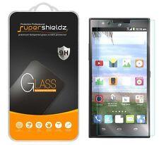 3X Supershieldz ZTE Lever LTE Tempered Glass Screen Protector Saver