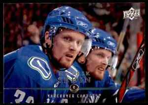 2008-09-Upper-Deck-Series-1-Henrik-Sedin-12