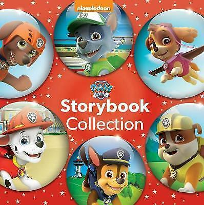 "1 of 1 - ""VERY GOOD"" Nickelodeon PAW Patrol Storybook Collection, Parragon Books Ltd, Boo"