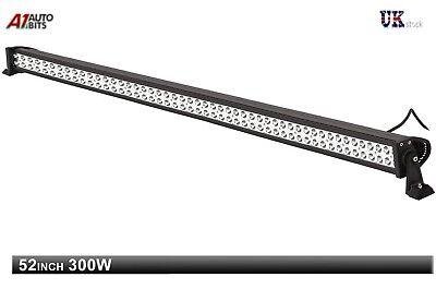 54w Led Arbeit Lichtleiste Flut Spot Set Lkw SUV Offroad 4wd Licht Atv 12v 24v