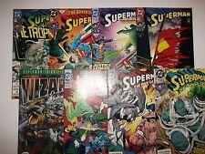 Death of Superman (1992) complete set NM Doomsday