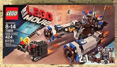 Lego 70806 The Lego Movie Castle Cavalry New In Sealed Box 673419209847 Ebay