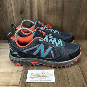 Trail/Running Shoes Teal/Orange Womens
