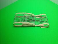36 Ohm 1/2 Watt 5% Carbon Film Resistor (100 Piece Lot) 293-36-rc