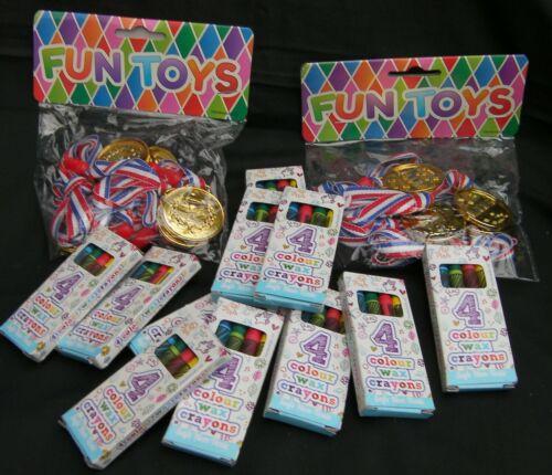 Bundle Of Kid/'s Party Toys-Pour Fête Sacs//Prix Boys /& Girls