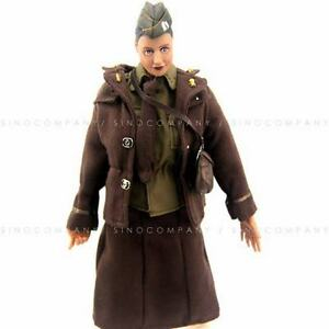21st Century Toys Ultimate Soldier WWII WW2 Russian Lady soldier 1/6 figure T130