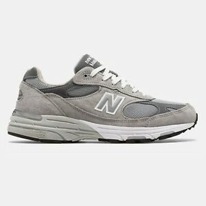 NEW-BALANCE-993-MADE-IN-USA-MR993GL-CLASSIC-RUNNING-SHOE-GREY-MENS-SIZE-8-5-2E