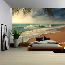 tropical home decor items wall26 tropical beach wall mural home decor 66x96 inches for  wall mural home decor 66x96 inches