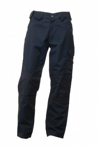46 Regatta Walking Trousers Durazone  Durable Breathable Water Repellent Navy Men  up to 65% off