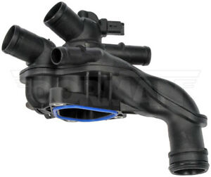 Engine Coolant Thermostat With Housing Fit for Mini Cooper Countryman Paceman