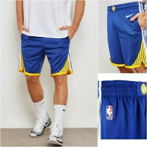 Details about Golden State Warriors Icon Edition Swingman NBA Basketball Shorts LG XL NEW $80