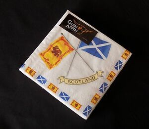 Scottish Flags 3 ply paper 33cm napkins Pack of 20 AP2124 Saltire Lion Rampant - <span itemprop=availableAtOrFrom>Newton Stewart, United Kingdom</span> - Returns accepted Most purchases from business sellers are protected by the Consumer Contract Regulations 2013 which give you the right to cancel the purchase within 14 days after t - Newton Stewart, United Kingdom