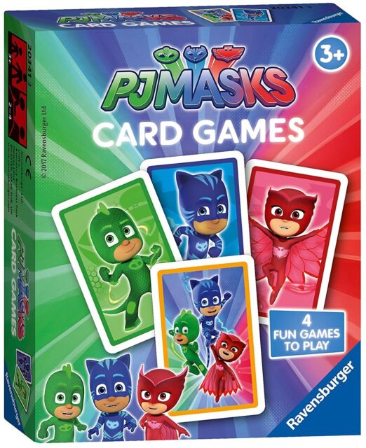 Ravensburger PJ Masks Card Game
