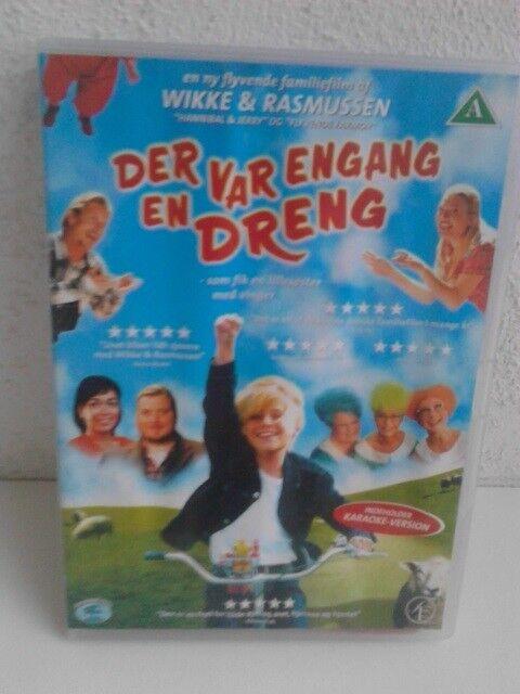 Busters Verden, instruktør Bille August, DVD