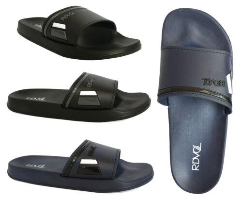 New Men/'s Sport Slide Sandals Soft Comfortable Durable for Shower Pool Gym--08M