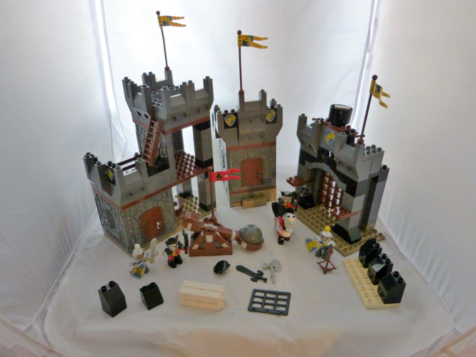 LEGO DUPLO Explore  Cavalieri Castello 4777  vendita scontata online di factory outlet
