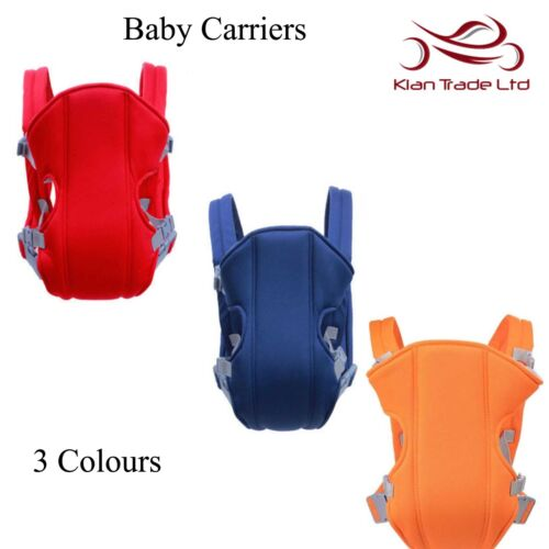 Ergonomic Baby Carrier Infant Dual Position Ergo Comfortable Shopping Walking