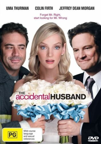 1 of 1 - The Accidental Husband (DVD, 2010)-REGION 4-Brand new-Free postage