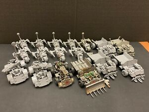 Warhammer 40k Ork Vehicle Joblot Army