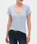 Banana-Republic-Women-039-s-Timeless-Short-Sleeve-V-Neck-Premium-Wash-Tee-T-Shirt thumbnail 11