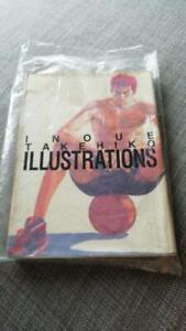 Bien Informé Inoue Takehiko Illustrations Japan Anime Book 1997 Slam Dunk Basketball Pour Classer En Premier Parmi Les Produits Similaires