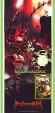 "BIONICLE 10-1/4x26"" PIRAKA HAKANN POSTER Lego Ignition Comic #0 Jan 2006 $3Sh"