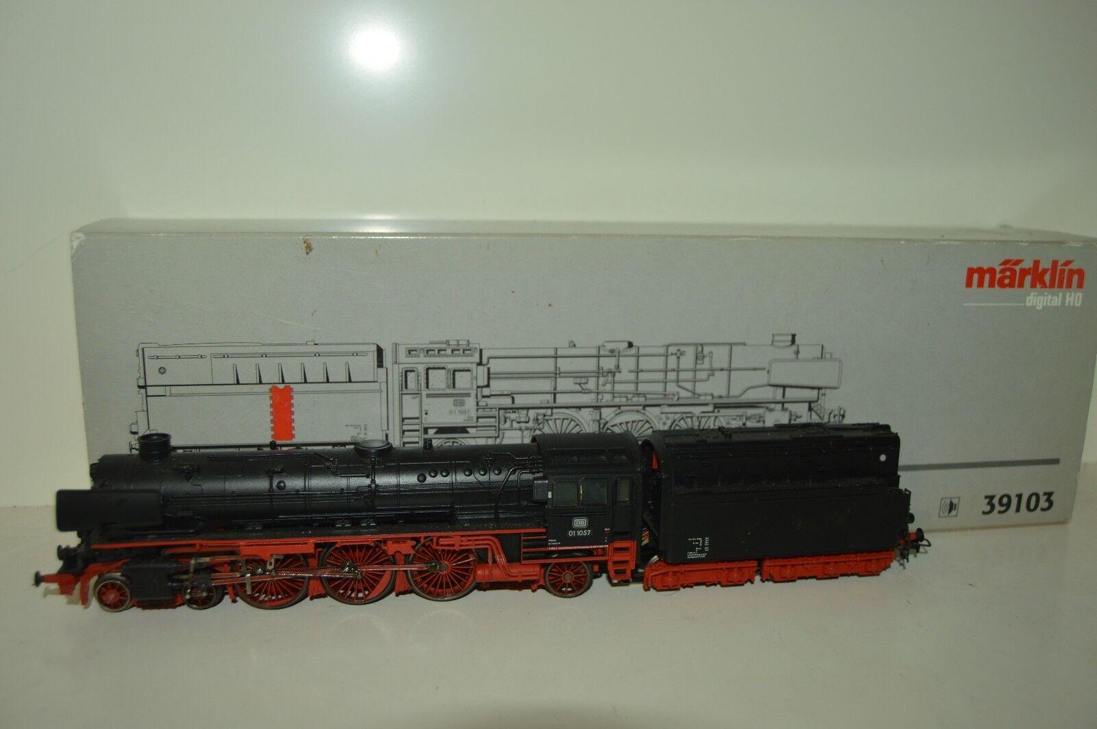 Locomotora exprés BR01.10 39103 Marklin