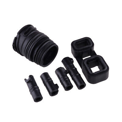 6X Valve Body to Case Sleeve Seal Mechatronic Kit Fit for BMW 6HP19 6HP21 Trans
