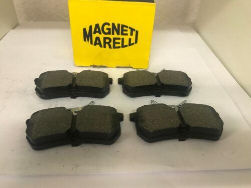 Magneti Marelli Bremsbeläge Ford Focus  Fiesta V Fiesta VI Hinten MO0065FB