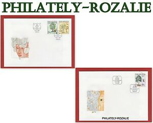 Czech-Republic-1993-FDC-First-Day-Cover-Protection-of-the-Nature-Tree-23-5
