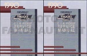 1990 chevy ck truck shop manual pickup cheyenne silverado scottsdale rh ebay com 1990 chevy 1500 service manual 1990 chevy 1500 service manual