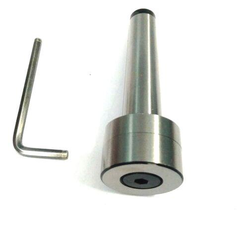 M12 x 1.75 Drawbar Slitting Saw Holder Arbor MT-3 Shank For Slit Discs Milling