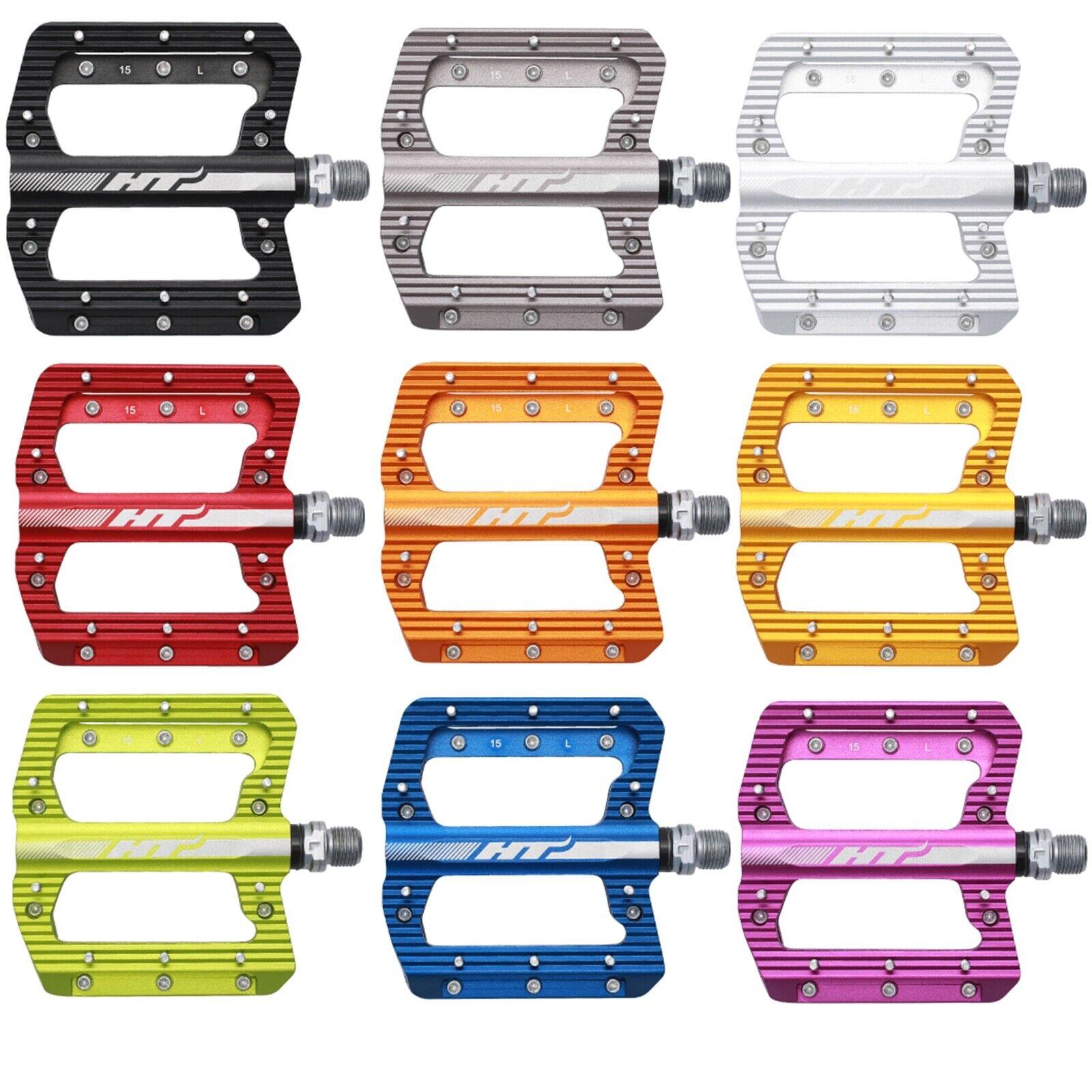 Pedales de Bicicleta de  Aleación HT componentes ANS01 9 16   autentico en linea