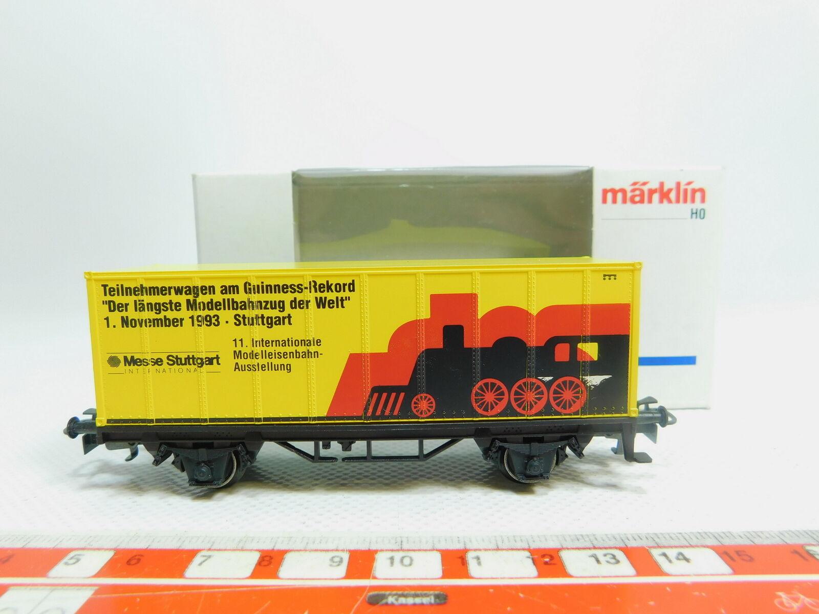 BL462-0,5Märklin H0 AC Somo Sondermodell Modellbahnzug 1993, NEUW+OVP