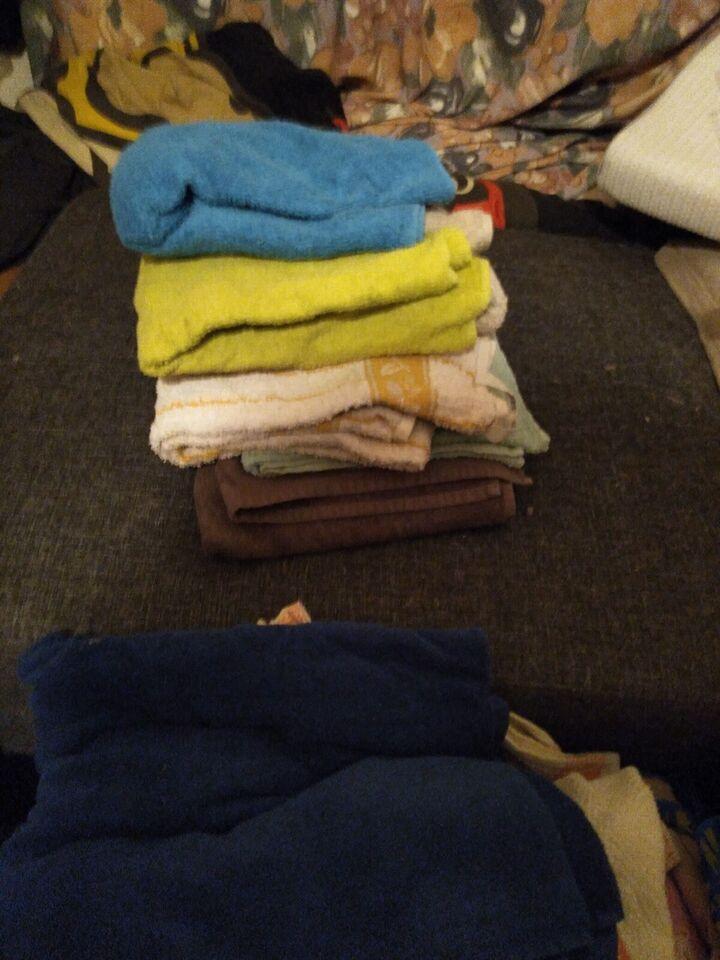 Håndklæde, Forskellige