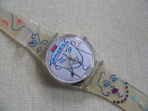 1995-montre-Swatch-fleurs-concu-par-Lindsay-Kemp